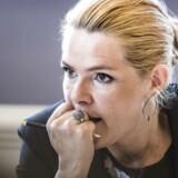 Fungerende udlændinge- og integrationsminister Inger Støjberg har været igennem fire samråd om den såkaldte barnebrudssag; her 23. juni 2017. Blå blok har hidtil kunnet forfindre venstrefløjens krav om en »uvildig undersøgelse« af sagen, men det er ikke længere tilfældet efter folketingsvalget. Foto: Ida Marie Odgaard/Ritzau Scanpix