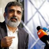 Talsmanden, Behrouz Kamalvandi, siger, at Iran vil øge berigelsen til op mod 20 procent.