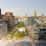 Tivoli ønsker en bypark foran hovedindgangen samt et 70 meter højt hotel inde i parken.