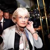 Da Pia Kjærsgaard (DF) meddelte, at hun stopper som Folketingets formand, fór en radikal politiker til Facebook-tasterne og glædede sig. I et radioprogram svarer Pia Kjærsgaard nu igen.