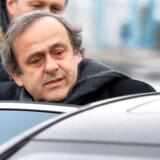 Den tidligere præsident for Uefa Michel Platini er blevet arresteret som led i efterforskning af korruption i forbindelse med tildelingen af VM i 2022 i Qatar.