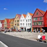 Bergen er et slaraffenland for smukke vandreture.