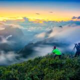 Turister valfarter til Chiang Mai for at få et glimt af Thailands højeste bjerg, Doi Inthanon, på 2,5 km.