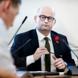Justitsminister Søren Pape Poulsen (K) blev først mandag aften blev orienteret om, at teleoplysninger i op til 10.000 straffesager kan være forurenede. Rigspolitiet har ellers kendt til problemet siden november 2018.