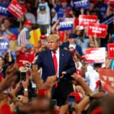 Præsident Donald Trump nød tydeligvis at være tilbage på kampagne, da han sparkede sin 2020-kampagne i gang i Florida tirsdag. Det er afgørende for Trump at vinde delstaten på ny, hvis han skal genvælges som præsident.
