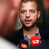 De Radikales leder Morten Østergaard var to en halv time på S-formand Mette Frederiksens kontor tirsdag aften. Det var markant længere end topforhandlerne fra de andre to røde partier.