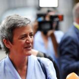 De internationale medier skriver rosenrødt om Margrethe Vestagers stil og styrke til at få en af EU-topposterne.