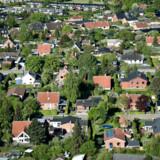 Huse i Storkøbenhavn er over det seneste år kun steget uden for selve København by, viser nye tal fra Finansdanmark.