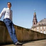»Jeg mener jo, at det borgerlige projekt i de kommende år må være at finde ud af, hvor staten som system i gåseøjne »undertrykker« borgerne,« siger Alex Vanopslagh, der er ny formand for Liberal Alliance.