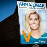 Anna Libak stillede op til folketingsvalget, men blev lige netop ikke valgt ind.