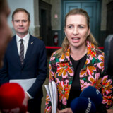 »De socialdemokratiske holdninger ændrer sig ikke af, at der har været afholdt et valg,« siger S-formand og forhandlingsleder Mette Frederiksen, der dog kan få svært ved at få indført en ret til differentieret folkepension.