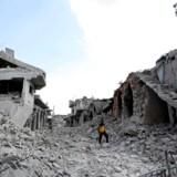 Fire ud af seks prøvesager om udvisning af syriske flygtninge er endt med, at de har fået lov at blive. Flygtningenævnet har dog endnu ikke taget endeligt stilling til, om man kan betegne forholdene i Damaskus som permanent fordredede.