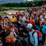 Der er sket en stigning på 122 procent i antallet af colombianske asylansøgere i forhold til 2017. Antallet af asylansøgere fra Venezuela er steget med 55 procent.