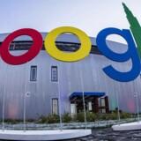 Googles igangværende datacenter i Eemshaven nær Groningen i Holland skal udvides og suppleres med endnu et hollandsk datacenter. Arkivfoto: Vincent Jannink, EPA/Ritzau Scanpix