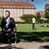 Seniorforsker Jacob Kirkegaard fra Peterson Institute i Washington D.C. er en af de højst placerede danskere i en tænketank i USA. Vejen dertil har været snørklet.