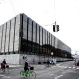Nationalbanken skifter adresse i nogle år.