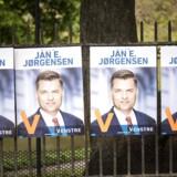 »Mit stemmetal var det højeste, som en Venstremand har fået på Frederiksberg – nogensinde. Faktisk er de tre Venstremænd, der har fået flest stemmer på Frederiksberg Jan E. Jørgensen, Jan E. Jørgensen og Jan E. Jørgensen. I nævnte rækkefølge,» skriver Jan E. Jørgensen.