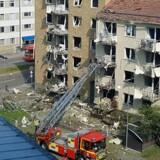 Eksplosionen i Linköping, 7. juni kvæstede 25 mennesker og beskadigede 250 lejligheder. Sverige oplever en stigning i antallet af eksplosioner og skyderier.
