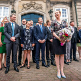 Mette Frederiksen bliver danmarkshistoriens yngste statsminister, og bag sig får hun en ung regering, der blev præsenteret på Amalienborg torsdag.