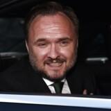 En ny ministerbil er i hus for Dan Jørgensen, der som klimaminister får en af de mest centrale poster i den nye regering.