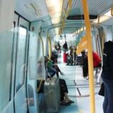 Den nye Cityringen får 17 stationer. Billedet er fra den eksisterende metro.