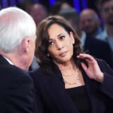 Kamala Harris blev den store vinder af den første debatrunde mellem Demokraternes præsidentkandidater.