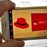 Der er ingen indsigelser fra EU mod IBMs køb af den amerikanske softwareproducent Red Hat, der står bag sin egen udgave af Linux-styresystemet. Arkivfoto: Mauritz Antin, EPA/Ritzau Scanpix