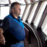 Henning Kjeldsen om bord på sin daværende kæmpekutter. I 2018 satte han indtjeningsrekord.