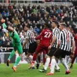 TDC har købt rettighederne til halvdelen af Premier League-fodboldkampene, der vises på YouSees egen TV-kanal, Xee. Den kan Stofa- og Boxer-kunder nu også se fra 1. august. Arkivfoto: Scott Heppell, Reuters/Ritzau Scanpix