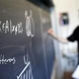 Skolelærere er glade for deres job. I andre brancher halter det mere med arbejdsglæden.