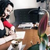 Leonora Christine Skov skal selv deltage i arbejdet med mansukriptet til den kommende filmatisering af hendes roman. Arkivfoto: Anne Bæk