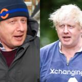 Boris Johnson er berømt og berygtet for sit viltre hår. Men yderst til højre for nyligt til et valgmøde i Belfast var håret friseret, og man kunne endda ane en sideskilning.