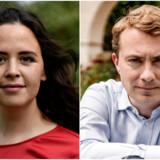 Berlingske har bedt Victoria Velasquez (EL) og Morten Messerschmidt (DF) fortælle, hvilke bøger de skal læse i deres sommerferie. Velasquez skal bl.a. læse science fiction, mens Messerschmidt har købt en »lækker, læderindbundet udgivelse«.
