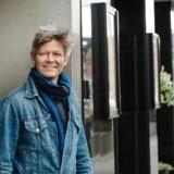 Thor Thorøe er adm. direktør for is- og chokoladebutikken Social Foodies. Han etablerede virksomheden i 2012 og er nu nået op på at have otte butikker. Her ses han foran den i Tivoli.