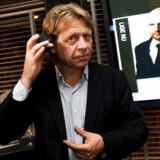 Direktør Jørgen Ramskov ser frem til at Radio24Syv nu kan indsende en »fremragende« ansøgning til udbudsrunden om den kommende DAB-kanal. (Foto: Martin Sylvest Andersen/Ritzau Scanpix)