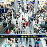 De mest populære destinationer i juni i år var London, Oslo og Stockholm, hvor antallet af passagerer dog er dykket en anelse over det seneste år.