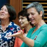 Onsdag blev Margrethe Vestager og resten af Europa lidt klogere på, hvad Vestagers nye job i Kommissionen går ud på. Det skete under et møde mellem den nye potentielle kommissionsformand, Ursula von der Leyen, og den socialdemokratiske gruppe i Europa-Parlamentet.