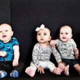 Kun i Region Hovedstaden har navnene Aksel og August indtaget top 10 over mest populære navne til nyfødte drenge, mens Felix kun har sneget sig med i top 10 i Region Nordjylland.