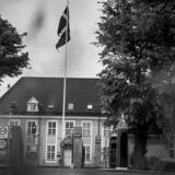 Drabsvåbnet i sagen er et eksemplar af Forsvarets standardpistol, efter alt at dømme taget fra Livgardens hovedkaserne i Høvelte nord for København, hvor den daværende soldat arbejdede efter udsendelsen til Afghanistan.