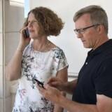 Charlotte og Thomas Ryhl har gennem de seneste tre år kæmpet mod det såkaldte tilknytningskrav.