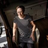 Nina Nielsen på 54 år elsker god mad og lækre drinks på sin ferie. Men vægten stiger, hver gang hun har været af sted, og det er hun godt træt af. Hun søger derfor gode råd til at kunne nyde sin ferie uden at tage på.