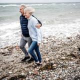 Parret ved, at de er privilegerede. At der er tale om det gode liv, det virkelig gode seniorliv. Noget de er meget bevidste om hver eneste dag, siger de. Men der har også været personlige udfordringer undervejs.