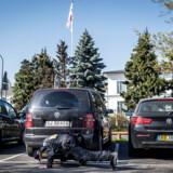 Tyve er i stigende grad på spil i Danmark, hvor de napper afgørende bildele.