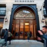 Burberry er med en ny designer i spidsen på vej til at blive et anerkendt luksusmærke igen.