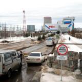 Det russiske atomkraftværk Kalinin.