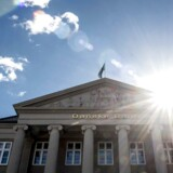 Danske Bank tager nu en mere forsigtig tilgang på boligmarkedet. Her ses hovedsædet i København den 25. september 2018. (Foto: Mads Claus Rasmussen/Ritzau Scanpix)