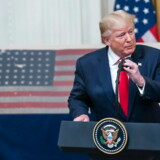 Præsident Trump er blevet mødt med beskyldninger om racisme efter et tweet henvendt til fire kvindelige kongresmedlemmer.