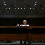Arkivfoto. Den amerikanke centralbank Federel Reserves chef Jerome Powell.