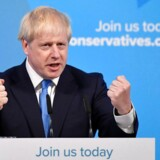 Boris Johnson er ny konservativ partileder, og onsdag bliver han ny premierminister for Storbritannien.