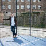 Gruppeformand for Socialdemokraterne på Københavns Rådhus, Lars Weiss, var selv en tur på Sigynsgade med Berlingske i sommeren 2017, efter avisen første gang beskrev problemerne derude. Arkivbillede fra lørdag den 22. juli 2017.